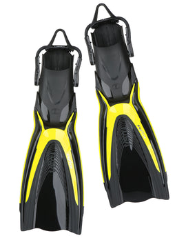 TUSA Hyflex Switch Fins - Yellow