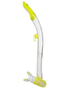 Oceanic Ultra SD Snorkel - Clear/Yellow