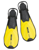 Seac Sub Zoom Fins - Yellow