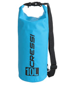 Cressi 10L Dry Bag - Light Blue