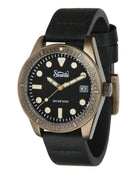 Szanto Vintage Dive Watch Plated - Antique Bronze