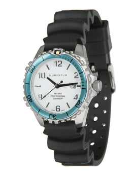 Momentum M1 Mini Divers Watch - White Face