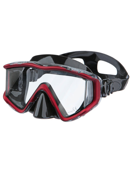 XS Scuba Fusion 3 Mask - Fire Red