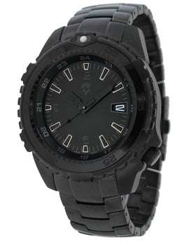 Momentum Night Vision Steel Watch