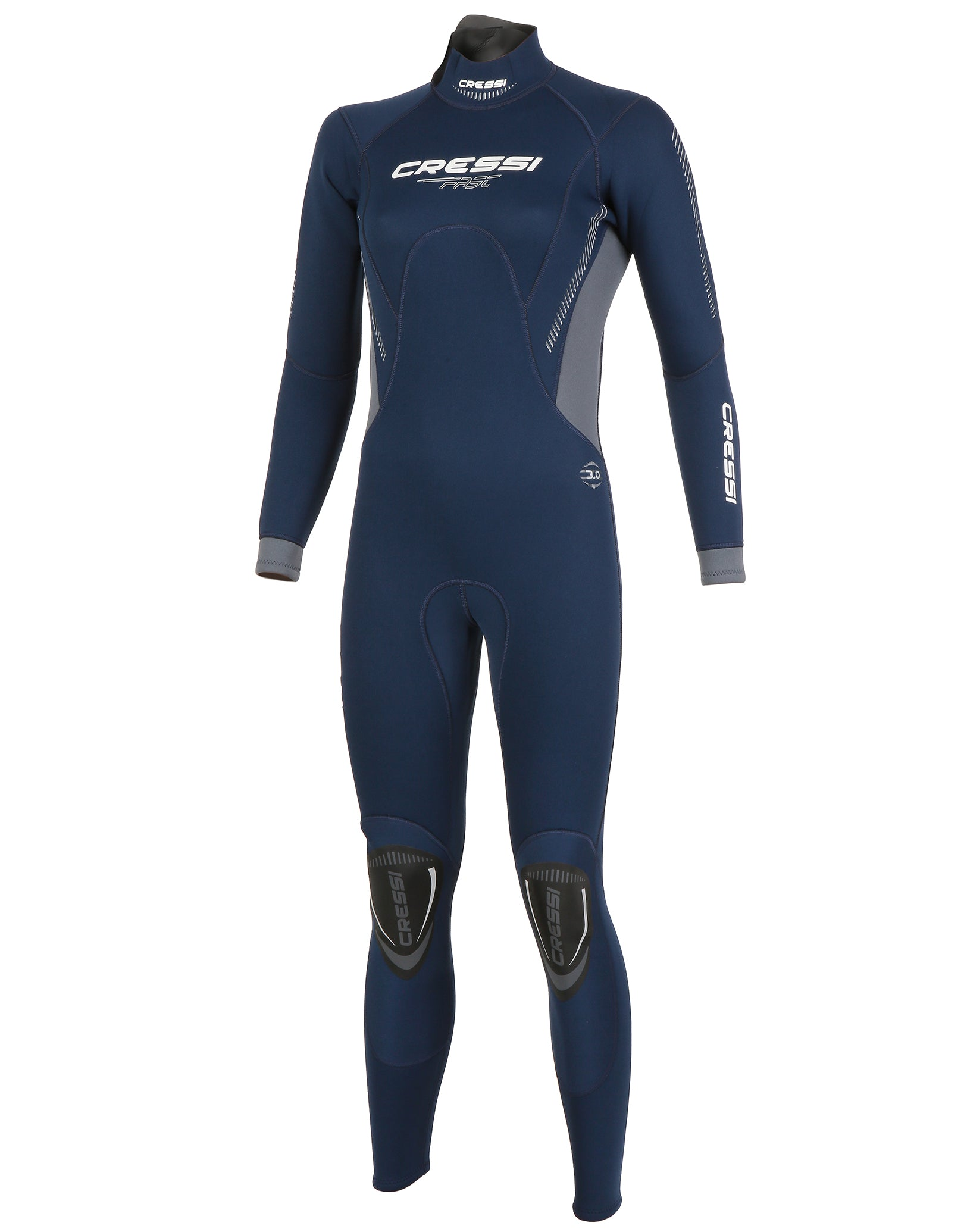 4a5f27d2c7a4 Cressi Fast Womens 3mm Wetsuit | Simply Scuba UK