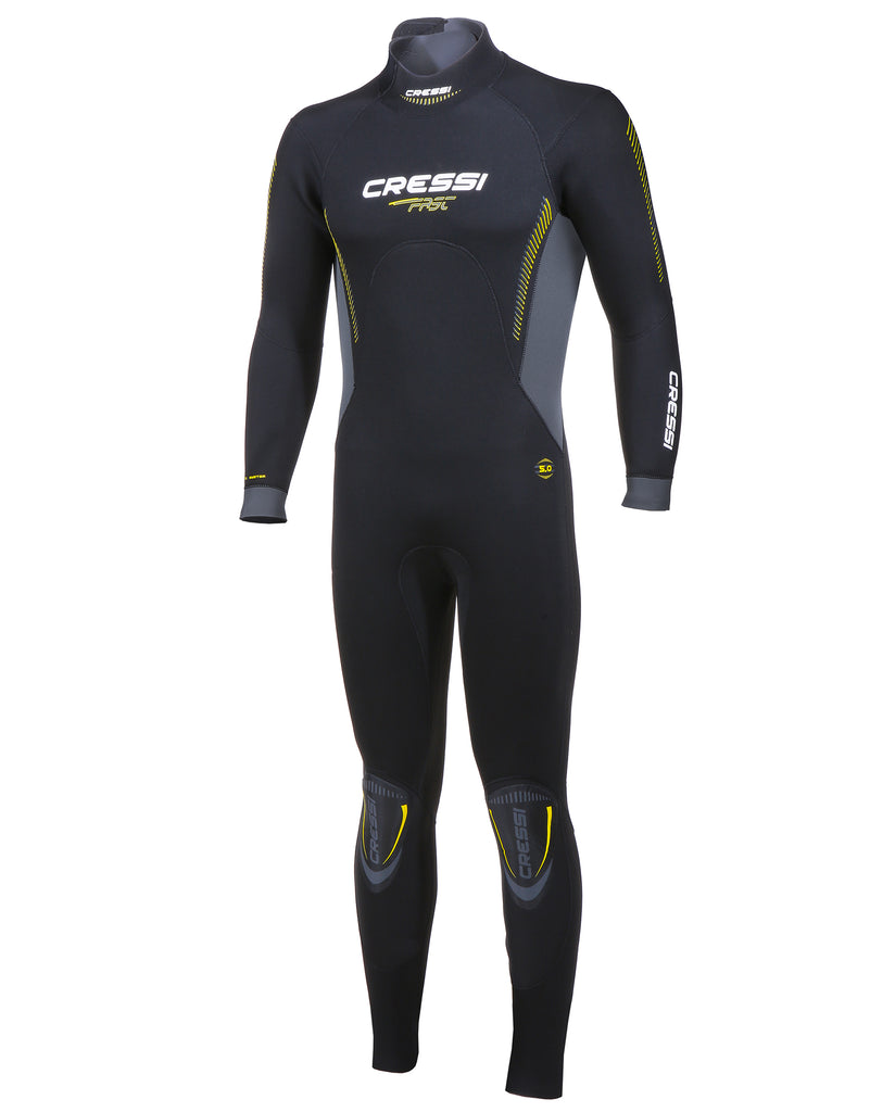 Cressi Fast Mens 5mm Wetsuit  5d5b003be