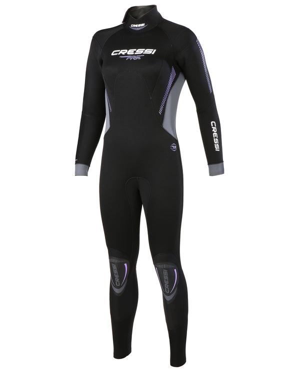 Cressi Fast Womens 7mm Wetsuit