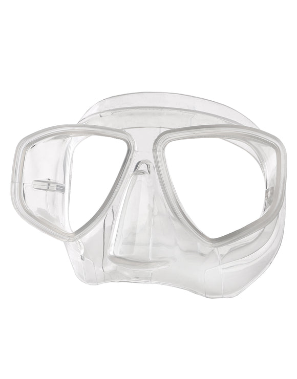 TUSA Mask Replacement Skirt - Clear