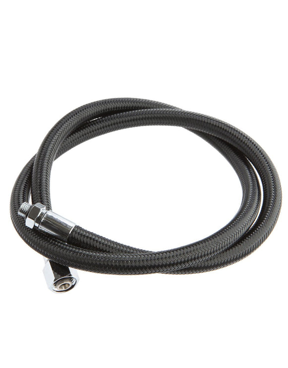 "Miflex Xtreme Regulator Hose - 3/8"" UNF 110cm - Black"