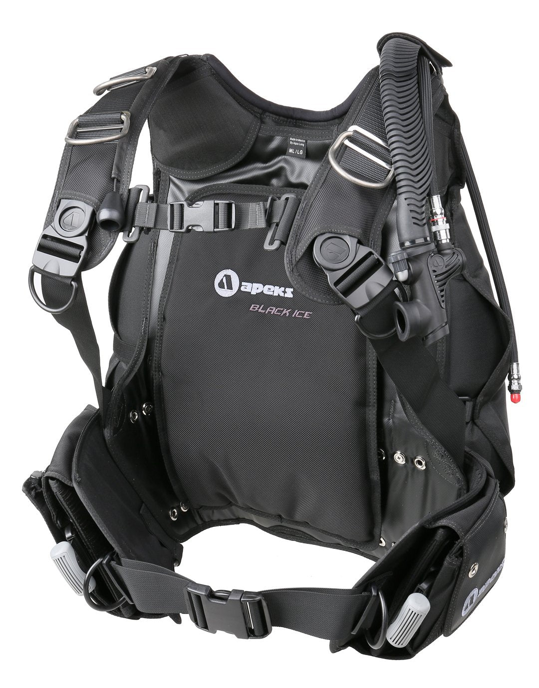 Image of Apeks Black Ice BCD