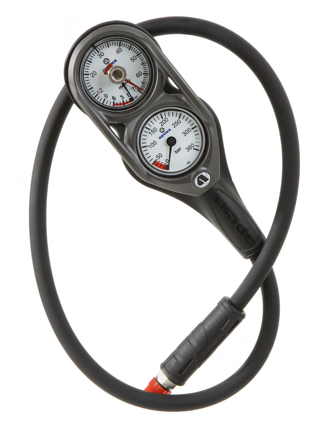 Image of Apeks Double Contents and Depth Gauge