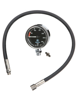 Apeks Tech Gauge and Hose