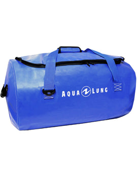 Aqua Lung Defense Blue Duffel Bag