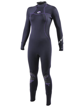 Bare Nixie Womens 5mm Wetsuit