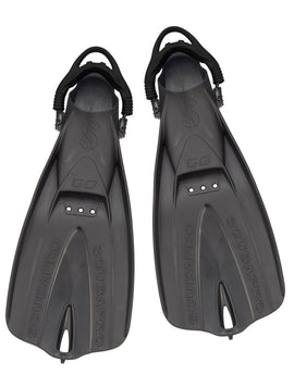 Scubapro Go Travel Fins Extra Small/Small / Black