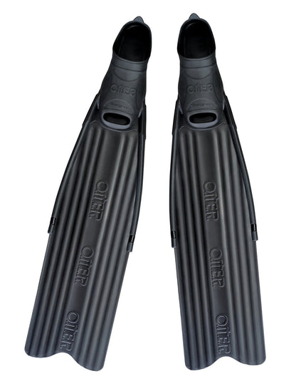 Omer Stingray Fins - Black