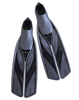 Atomic Splitfin Full Foot Fin - Black