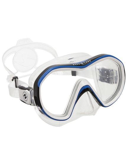 Aqua Lung Reveal X1 Mask - Clear/Blue