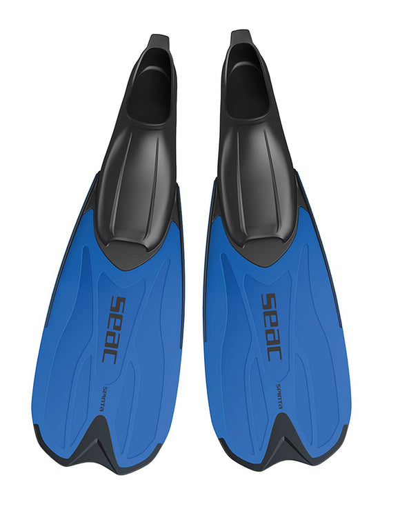 Seac Sub Spinta MD Fins - Blue
