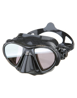 Cressi Nano Mirrored Mask - Black