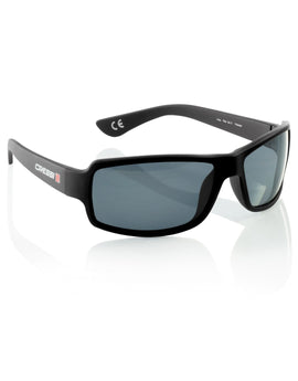 Cressi Ninja Flexible Polarized Sunglasses - Black