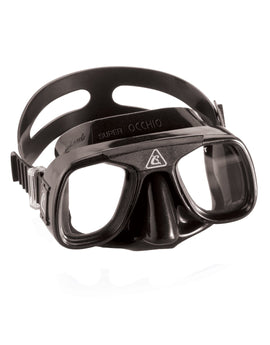 Cressi Superocchio Mask - Black