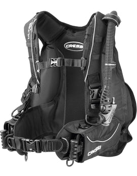 Cressi UltraLight Black BCD
