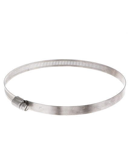 Dive Rite Stainless Steel Clamp Band Small