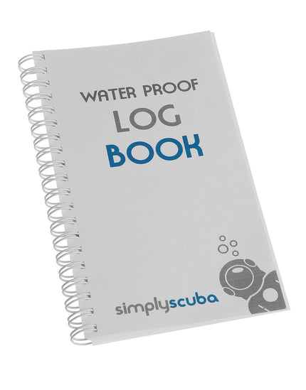 DiveProof Thin Logbook