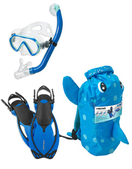 Mares Sea Friends Snorkelling Set ML / Fish