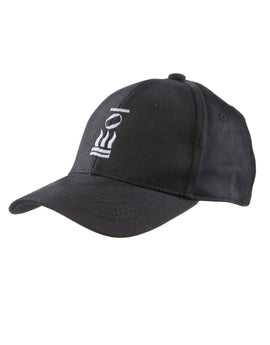 Fourth Element Baseball Hat - Black