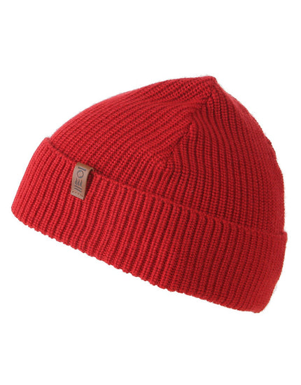 Fourth Element Calypso Merino Beanie - Red