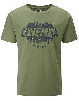 Fourth Element Caveman Mens Tee