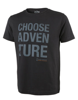 Fourth Element Choose Adventure Mens Tee