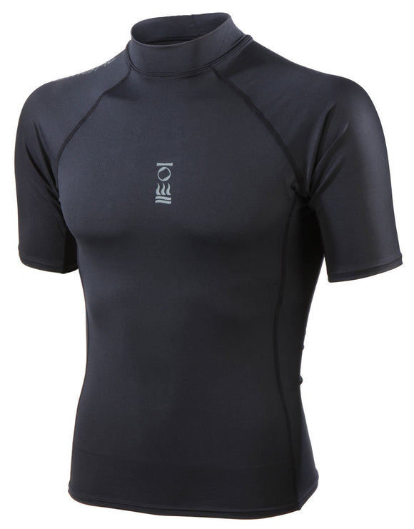 Fourth Element Hydroskin Short Sleeve Top - Black