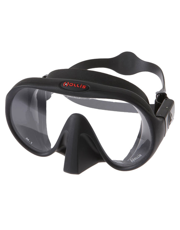 Hollis M1 Mask - Black