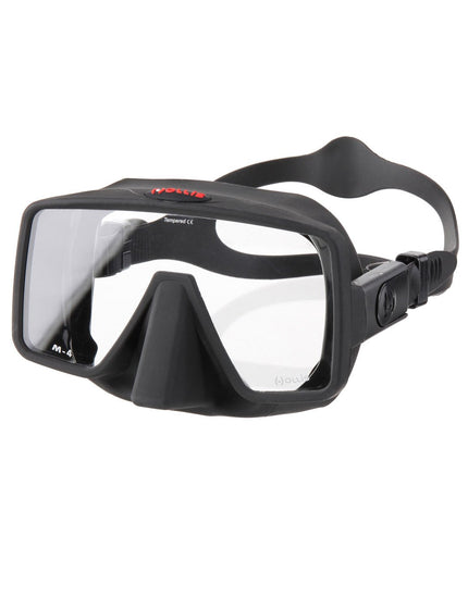 Hollis M4 Mask - Black