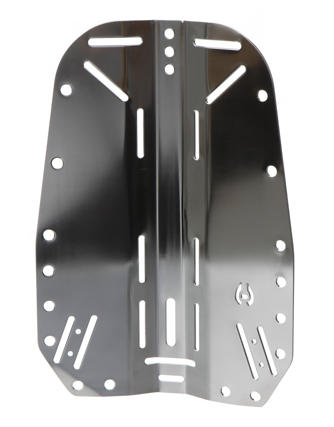 Image of Hollis Stainless Steel Backplate