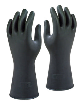 Kubi Rubber Latex Dry Gloves