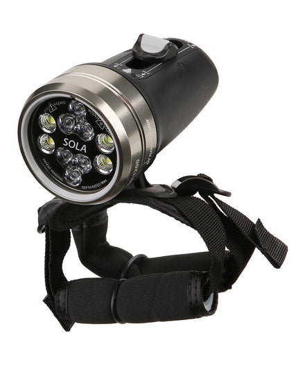 Light and Motion Sola 2500 Dive Light