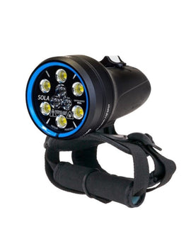 Light and Motion Sola Dive 2000 SF Torch