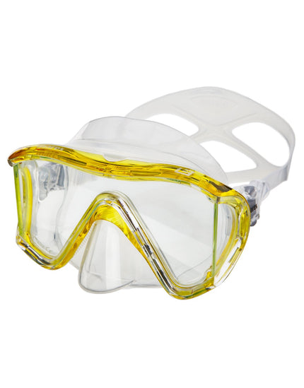 Mares I3 Mask - Yellow