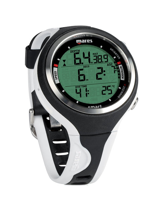Mares Smart Dive Computer - White