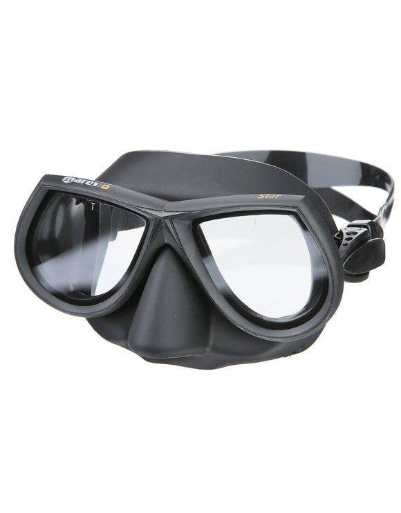 Mares Star Mask - Black