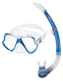 Mares Wahoo Set - Blue