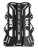 Mares XR Aluminium Backplate 3mm