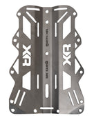 Mares XR Stainless Steel Backplate 3mm