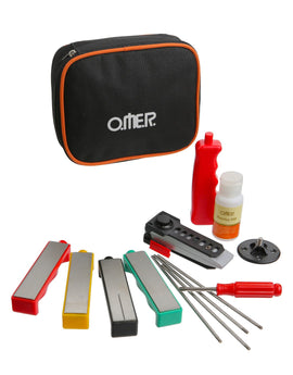 Omer Knife Sharpening Kit