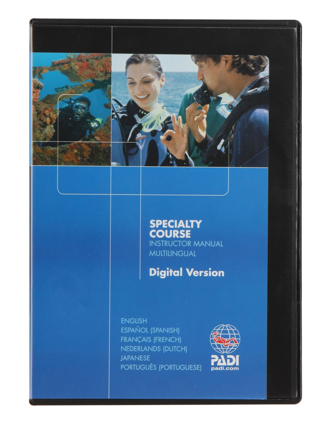 Image of PADI Digital Speciality Instructor Manual - CD ROM