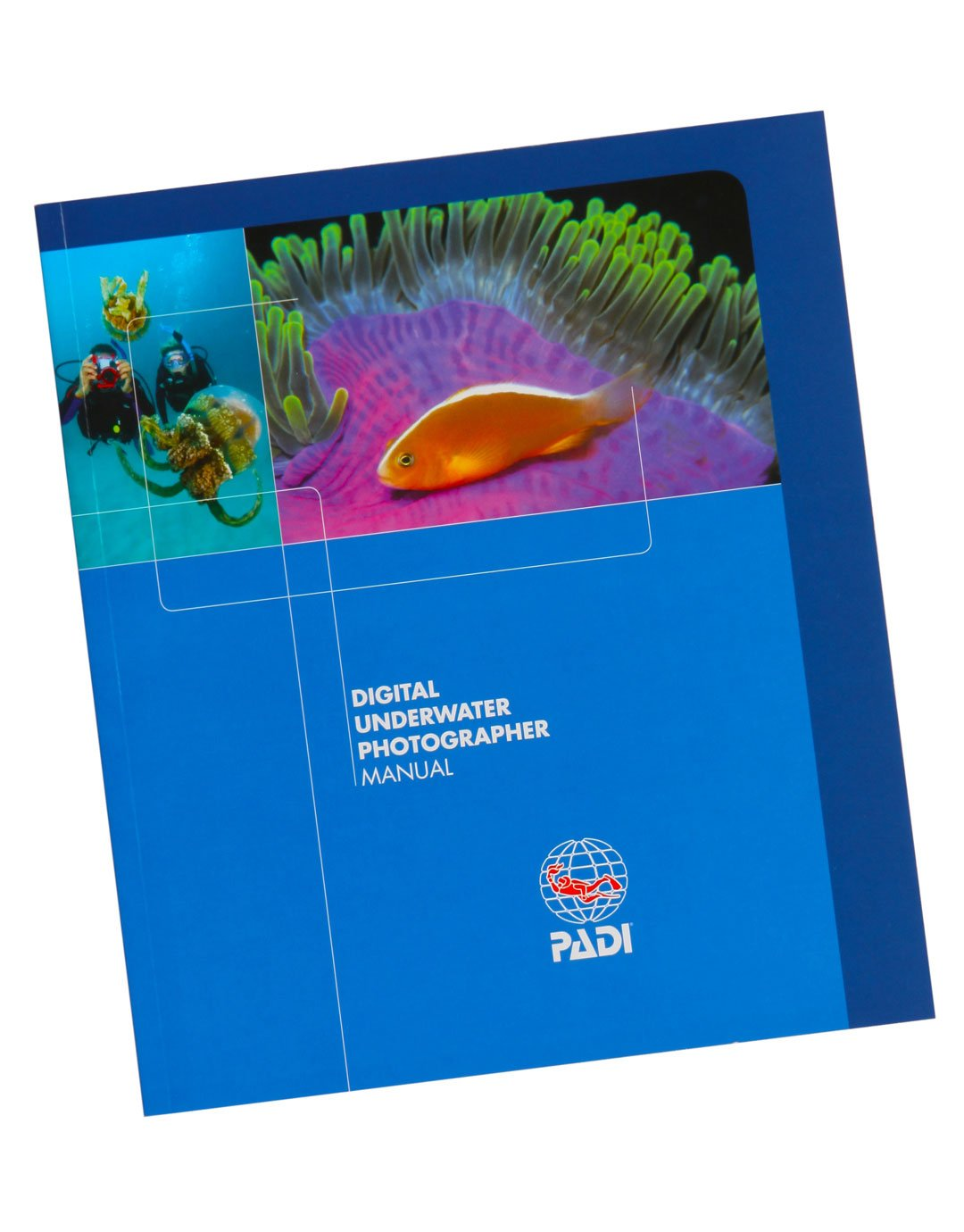 Image of PADI Digital Underwater Photographer Manual